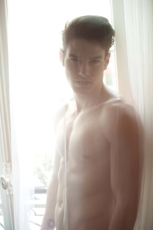 Alex Valentin by Nicolas Aristidou in his Mike Sweetman