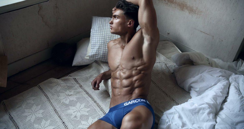 Martijn Smouter for Garçon Model